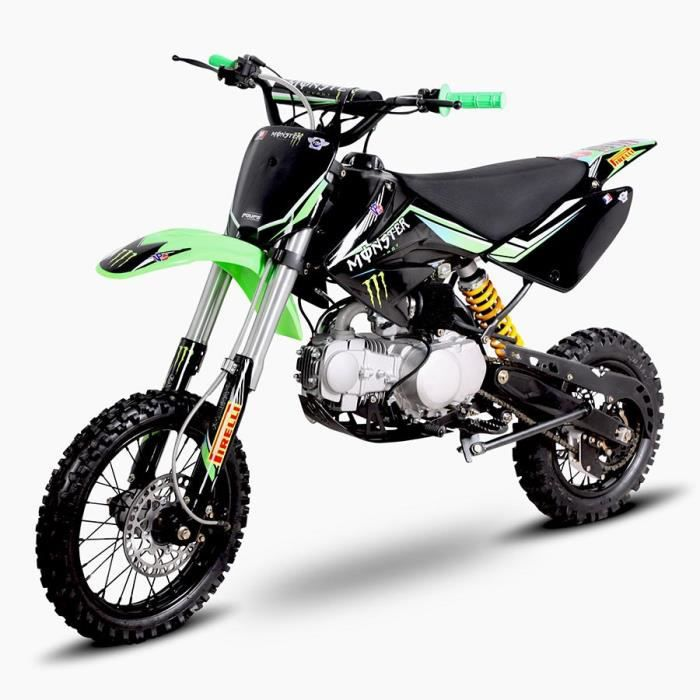 moto dirt bike smx 5 monster 125cc 12 14 achat vente moto moto dirt bike smx 5 monster 1. Black Bedroom Furniture Sets. Home Design Ideas