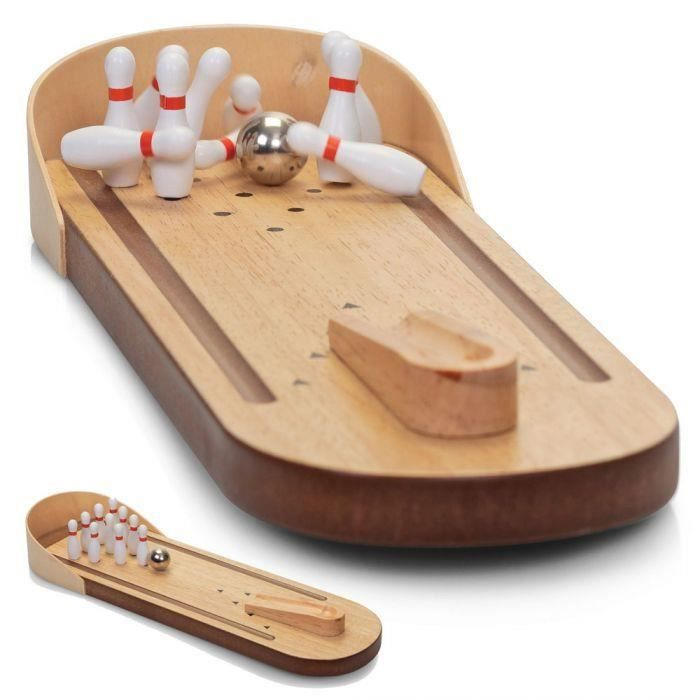 jeu de bowling en bois achat vente jeu de quille cdiscount. Black Bedroom Furniture Sets. Home Design Ideas
