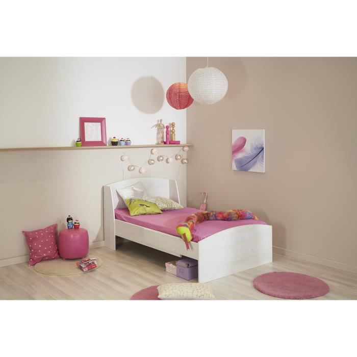 lit enfant 140x90 achat vente lit enfant 140x90 pas cher cdiscount. Black Bedroom Furniture Sets. Home Design Ideas