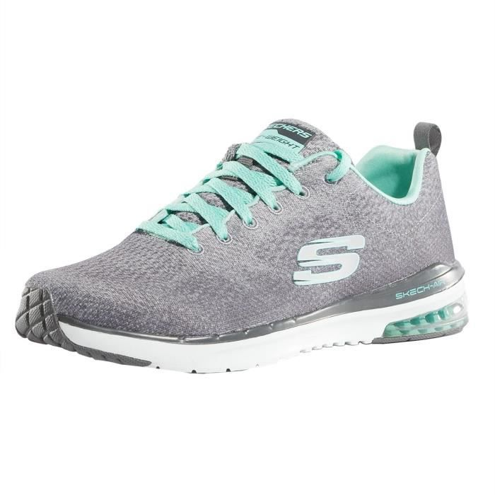 Skechers SKECH - AIR INFINITY - MODERN CHIC Baskets basses  - Chaussures Baskets basses Femme