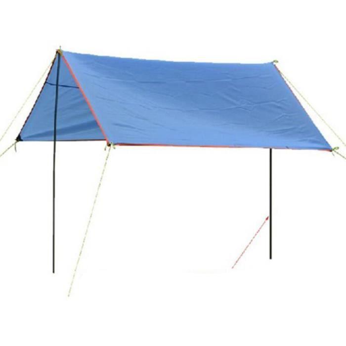 TENTE DE CAMPING TENTE DE CAMPING Poteaux de tente 2 pièces  Sac de