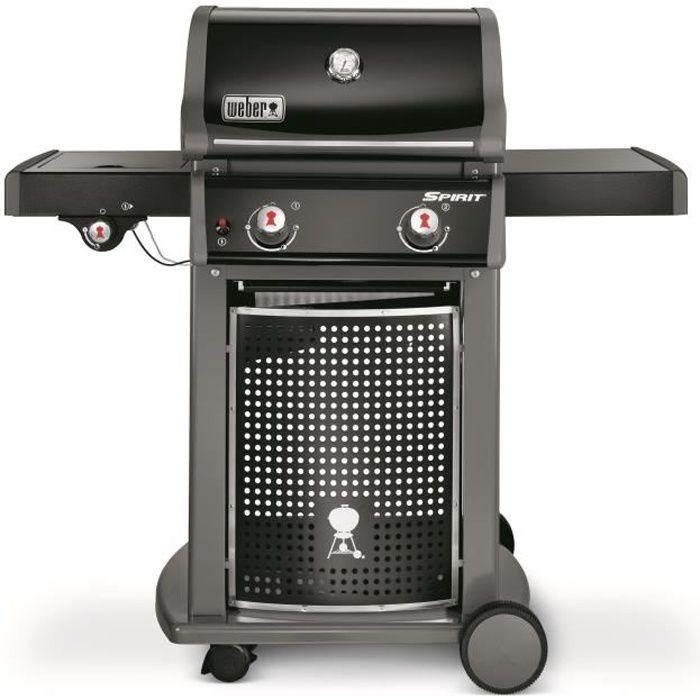 BARBECUE WEBER Barbecue gaz Spirit Classic E-220 - 2 feux +