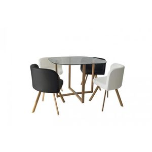 table et chaise gain de place achat vente table et. Black Bedroom Furniture Sets. Home Design Ideas