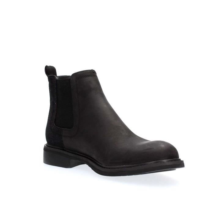 G-STAR BOTTINES Homme BLACK, 43