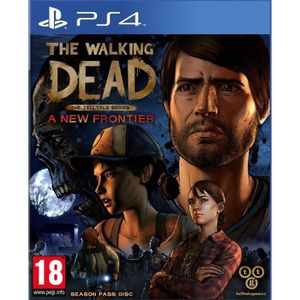 JEU PS4 The Walking Dead - The Telltale Series: A new Fron