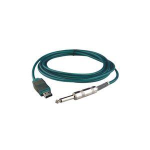 CÂBLES UC 200 Câble USB/Jack 6,35 mm