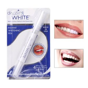SOIN BLANCHIMENT DENTS Stylo Blanchissant Dazzling WHITE Gel Peroxyde Kit
