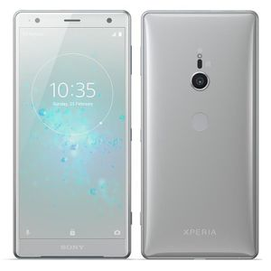 SMARTPHONE (Argent) 5.7'' Pour Sony Xperia XZ2 H8216 4+64 GB