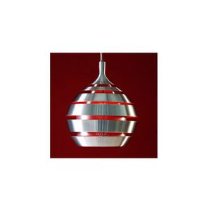 Suspension achat vente suspension pas cher cdiscount - Lampe suspension rouge ...