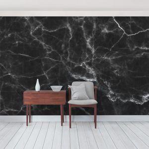 Polaire Prime De Papier Peint Optique Marbre Noir Papier Peint Carrara Papier Peint Photo Large Fond D Ecran Polaire 190x288