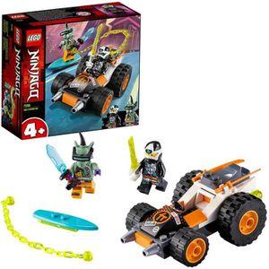 ASSEMBLAGE CONSTRUCTION LEGO® NINJAGO® 71706 Le bolide de Cole