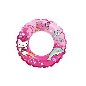 BOUÉE - BRASSARD Bouee Intex Hello Kitty 51cm - 3/6 ans - Jeu Enfan
