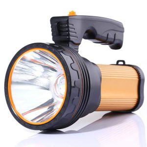 LAMPE DE POCHE ALFLASH Lampe Torche LED Rechargeable 7000 lumens