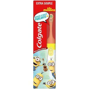 BROSSE A DENTS COLGATE Kids Brosse à Dents électrique - Minions