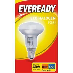 AMPOULE - LED 5 x 33w (40w) E14 SES petit vis Edison R50 halogèn