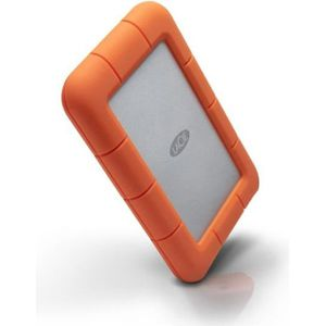 DISQUE DUR EXTERNE [Neuf] Stockage Disque dur LaCie Rugged Mini 5 To