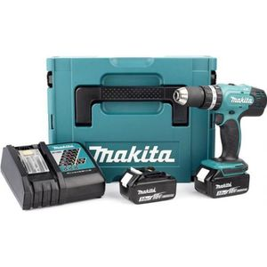 PERCEUSE MAKITA Perceuse à percussion DHP453RFJ avec 2 batt
