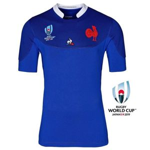 MAILLOT DE RUGBY Maillot rugby France RWC 2019 domicile Test