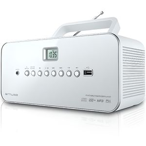RADIO CD CASSETTE Radio Muse M-28 RDW