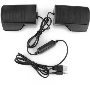 ENCEINTES ORDINATEUR enceinte de l'ordinateur Portable hauts-parleurs M