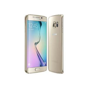 SMARTPHONE RECOND. Galaxy S6 Edge 32Go Or Tout Operateur Sauf Free Mo