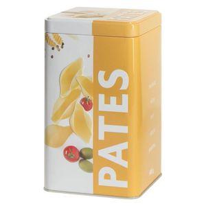 BOITES DE CONSERVATION Secret de Gourmet - Boîte à pâtes L, 10,8 x l, 10,