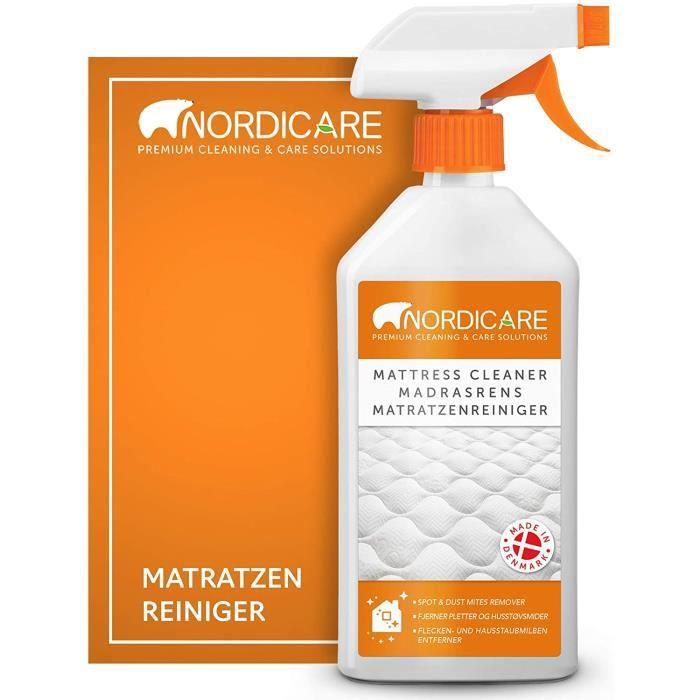 nettoyant pour matelas [500ml] spray pour matelas et literie, nettoyant pour matelas, nettoyant pour lit, nettoyant pour mate