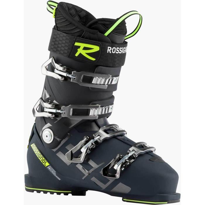 ROSSIGNOL Chaussures de ski ALLSPEED PRO 100 - Homme - Bleu Marine