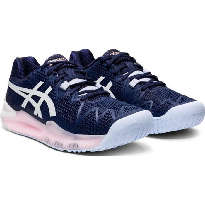 Asics Femmes Gel-Resolution 8 Baskets De Sport