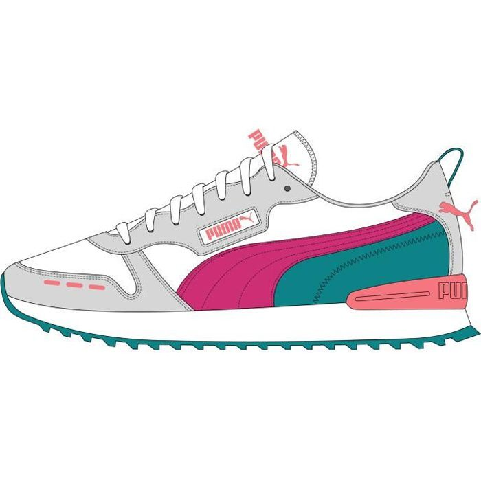 Chaussures de lifestyle Puma R78