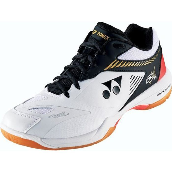 Chaussures de badminton Yonex Power Cushion 65 X2 Wide