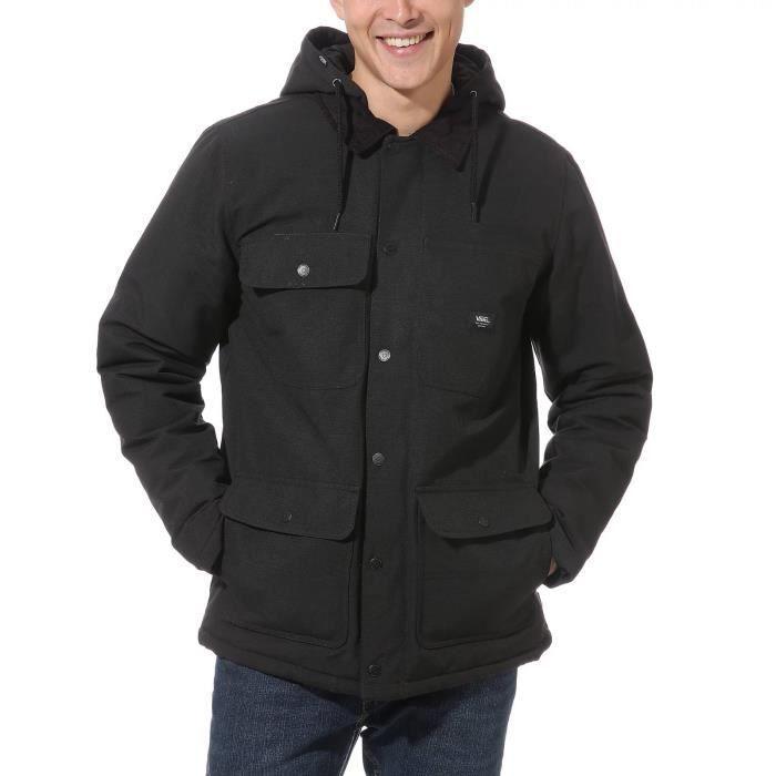 Vans Manteau pour Homme Drill Chore MTE Noir VN0A45APBLK