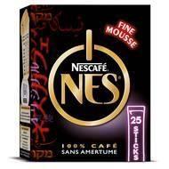 Café instantané 25x2g NESCAFE
