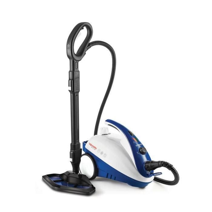 Polti - Nettoyeur Vapeur 1800 watts 3.5 bars + accessoires - Vaporetto Smart 40 MOP