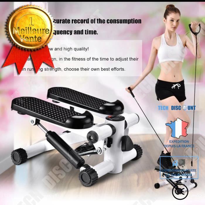 TD® Stepper ménage petit elliptique transfrontalier mini grimpeur perte de poids pédale machine exercice équipement de fitness
