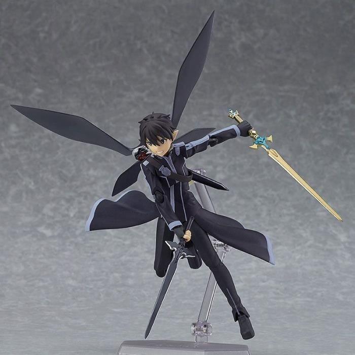 Sword Art Online ⅡFigurine Kirigaya Kazuto(Kirito)