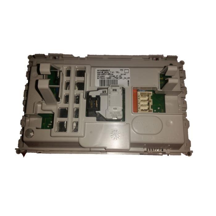 Whirlpool 481010438414 Module de commande lave-linge