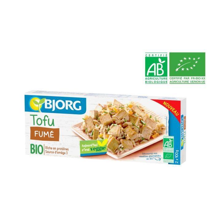 Tofu fumé bio - 2x100g