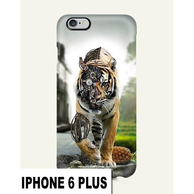 coque iphone 6 tigre