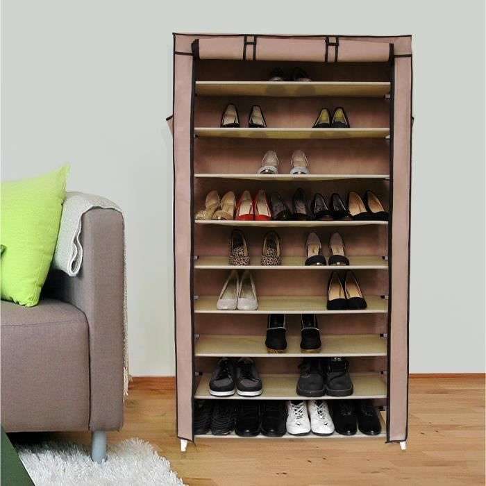 Etagere a chaussures xxl - Etagere rangement chaussures ...