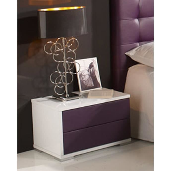 Table de nuit recouverte mod le lion achat vente for Modele table de nuit