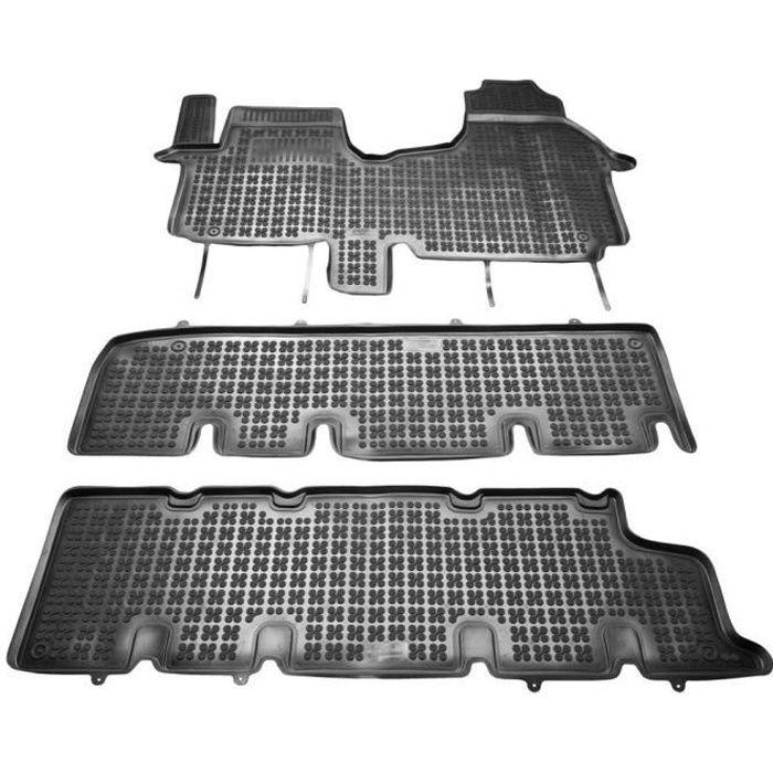 Renault trafic III à partir de 05.2014 velour tapis de sol set 1 pièces NEUF