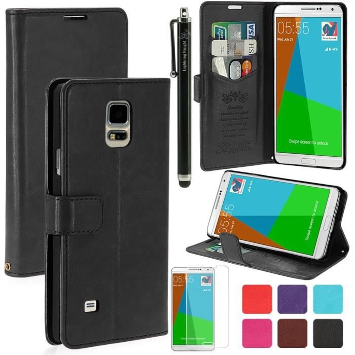 etui coque samsung galaxy note 4