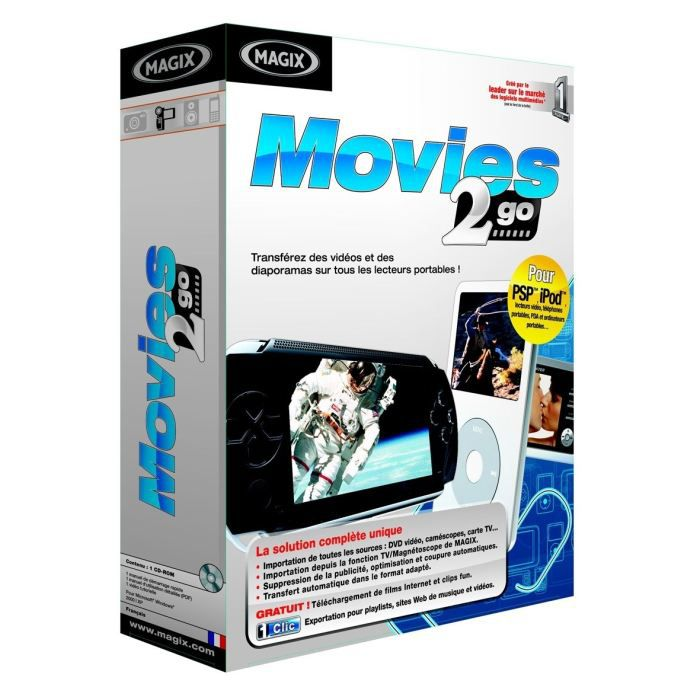 BUREAUTIQUE Edition Profil Magix Movies2go