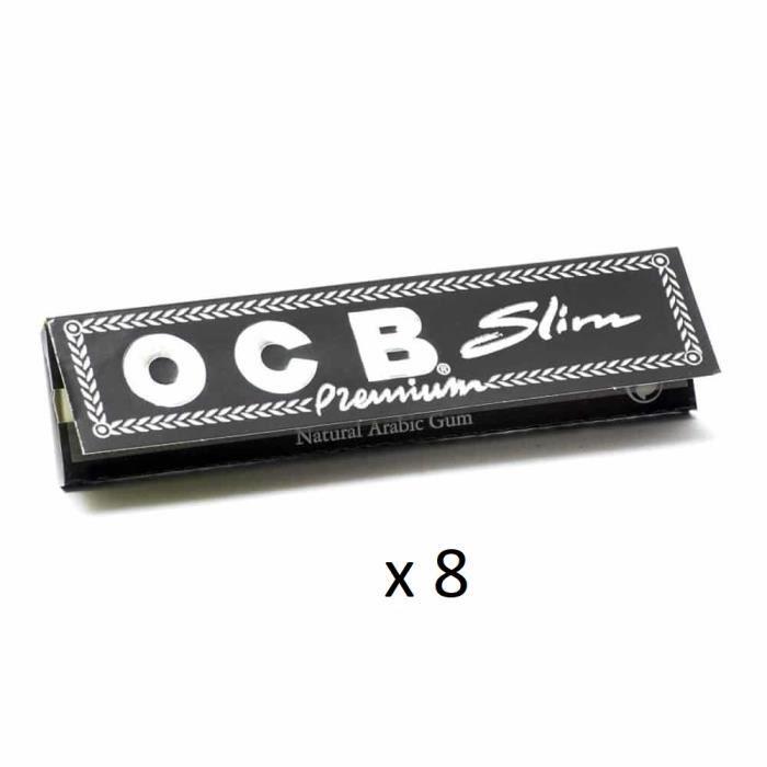 Papier OCB Slim Premium  lot de 50 carnets   feuilles à rouler neuf