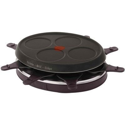 appareil a raclette tefal re1306 12 achat vente appareil raclette cdiscount. Black Bedroom Furniture Sets. Home Design Ideas