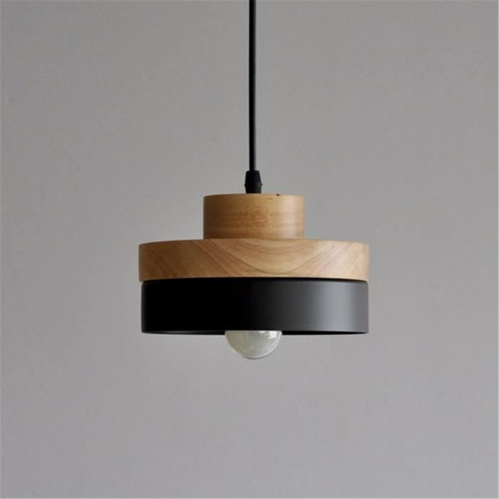 Rustique en bois pendentif lampe pour maison Porche CAFE RESTAURANT BAR