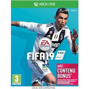 JEU XBOX ONE FIFA 19 Jeu Xbox One