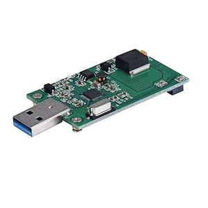 PACK COMPOSANT Mini PCI-E mSATA à la carte d'adaptateur de conver
