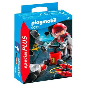UNIVERS MINIATURE PLAYMOBIL 9092 - Démineur